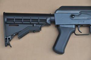 BBTac  3 double eagle metal electric airsoft assualt rifle gun 425 fps 901b(Airsoft Gun)
