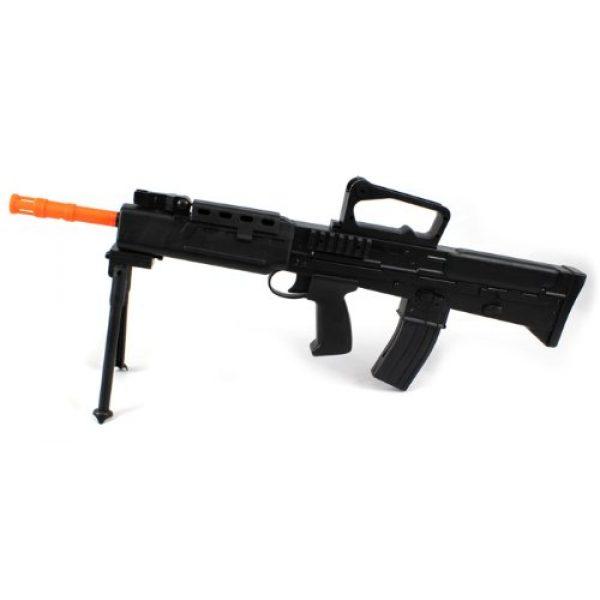 Velocity Airsoft Airsoft Rifle 1 Velocity Airsoft VA-SA80 Spring Airsoft Gun