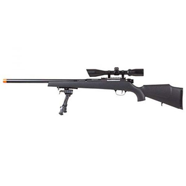 TSD Airsoft Rifle 4 TSD UHC Super X-9 Double Bolt, Airsoft Rifle, Stick Mag