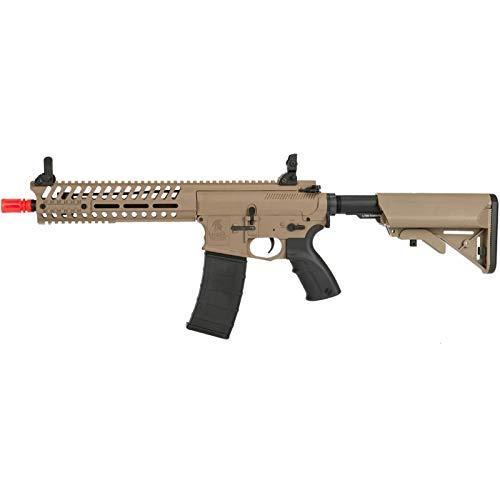 Lancer Tactical  1 Lancer Tactical Elite Electric Recoil Multi Mission 10.5 RIS Carbine (MMC) AEG (Tan/Polymer)