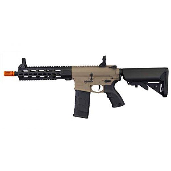 Tippmann Airsoft Airsoft Rifle 2 Tippmann Commando CQB AEG Airsoft Rifle - Desert