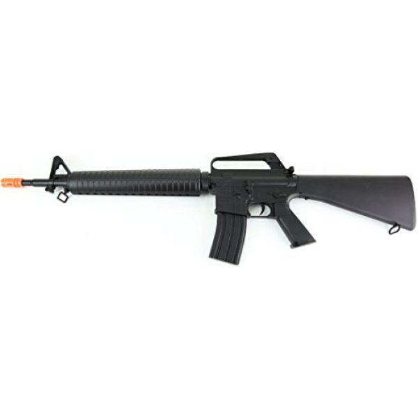Well Airsoft Rifle 6 Well Airsoft M16A1 Spring Rifle Airsoft Gun
