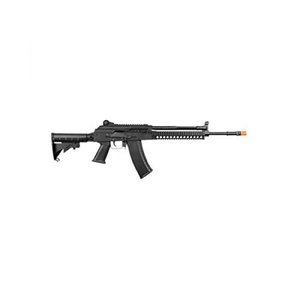 KWA Airsoft Rifle 2 KWA AKG-KCR Full Metal 6mm Gas Blowback 40rd Airsoft Rifle, Black