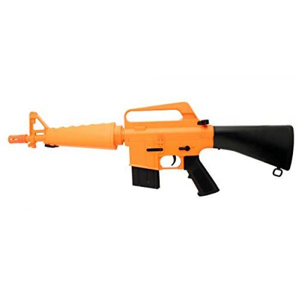 A&N Airsoft Rifle 3 A&N Limited Edition M16 Mini Airsoft Spring Rifle Gun Set of 2 Airsoft Rifle with 6mm 2000 Bulldog BB Pellets