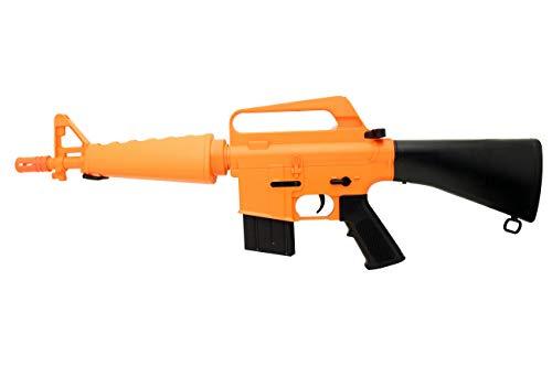 A&N  3 A&N Limited Edition M16 Mini Airsoft Spring Rifle Gun Set of 2 Airsoft Rifle with 6mm 2000 Bulldog BB Pellets