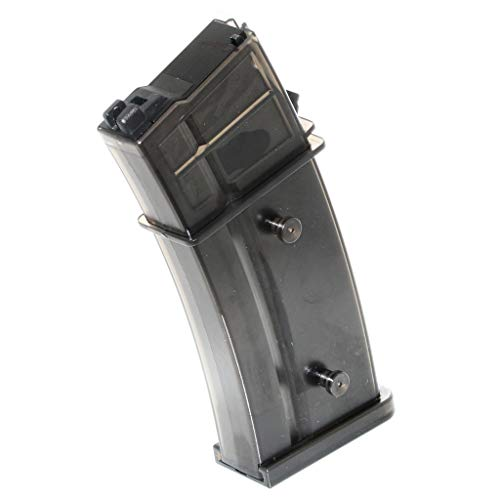 Generica  1 Generica Airsoft Spare Parts Army 30rd Mag Gas Magazine for R36 WE G39 G39C GBB