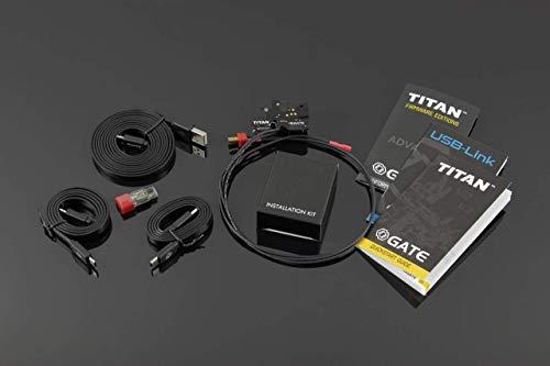 Gate  1 Gate Titan Advanced Mosfet-Rear Wired W/USB Programmer