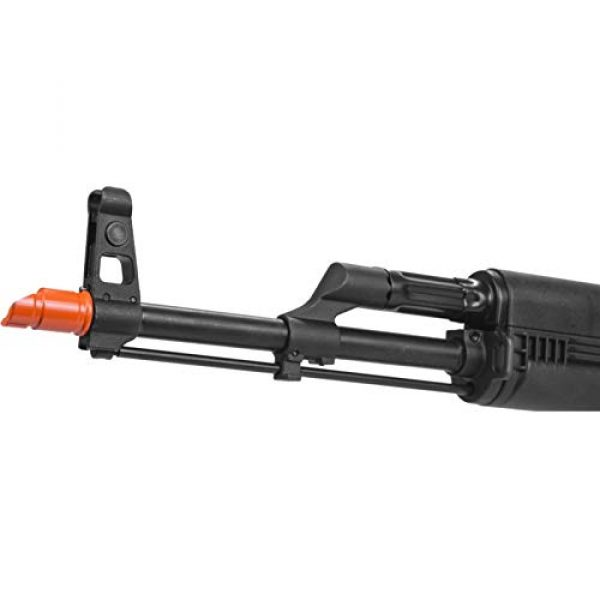 Lancer Tactical Airsoft Rifle 5 Lancer Tactical Airsoft Lonex AK Blowback AEG Rifle Black