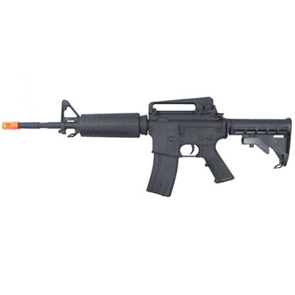 P-Force Airsoft Rifle 1 p-force 031 m4 full metal electric w/battery & charger (metal gb)(Airsoft Gun)