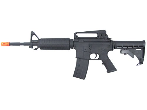 P-Force  1 p-force 031 m4 full metal electric w/battery & charger (metal gb)(Airsoft Gun)