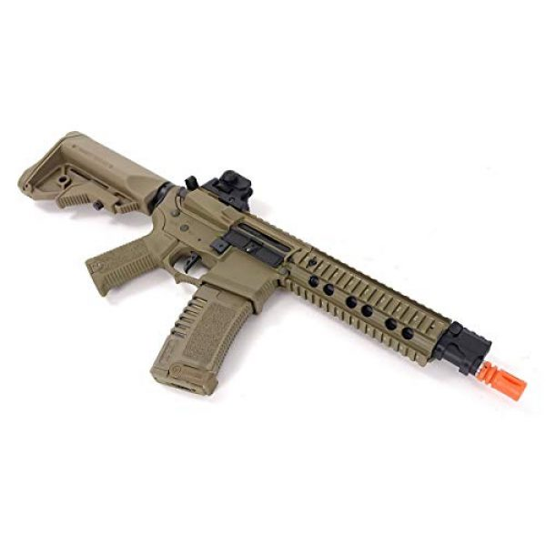 Elite Force Airsoft Rifle 5 Elite Force Ares Amoeba AM-008 AEG Gen.5 Airsoft Rifle in Tan