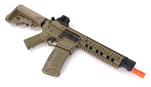 Elite Force  5 Elite Force Ares Amoeba AM-008 AEG Gen.5 Airsoft Rifle in Tan