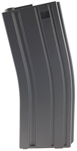 SportPro  1 SportPro 140 Round Metal Medium Capacity Magazine for AEG M4 M16 Airsoft - Gray