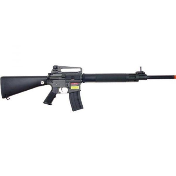 Jing Gong (JG) Airsoft Rifle 3 jing gong m16 ufc fully automatic aeg airsoft rifle(Airsoft Gun)