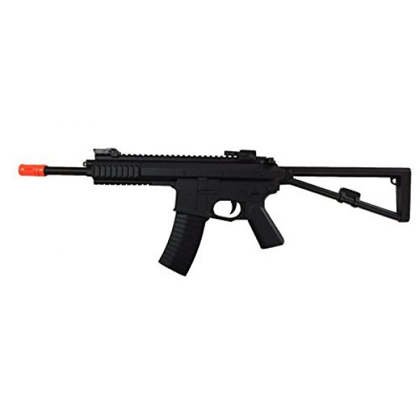 Double Eagle Airsoft Rifle 1 Double Eagle M307 Airsoft Spring Rifle Spring Powered Airsoft Gun