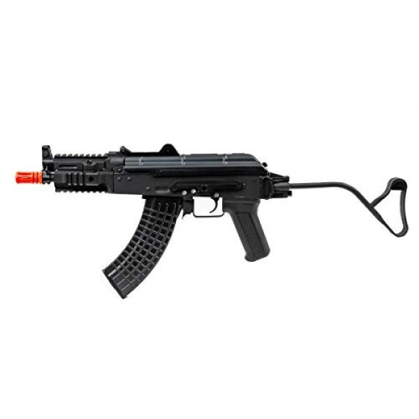 Double Bell Airsoft Rifle 3 Double Bell AK RK-AIMS Tactical Airsoft AEG Rifle (Black)