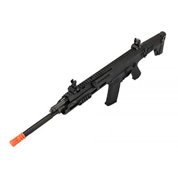 Lancer Tactical Airsoft Rifle 3 Lancer Tactical WE MSK Open Bolt Gas Blowback GBBR Airsoft Rifle Black