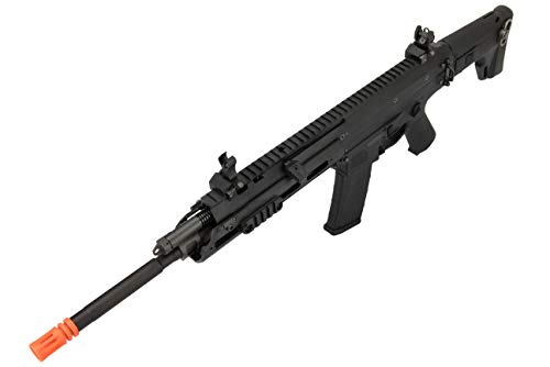 Lancer Tactical  3 Lancer Tactical WE MSK Open Bolt Gas Blowback GBBR Airsoft Rifle Black