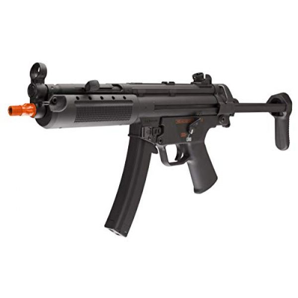 Wearable4U Airsoft Rifle 3 Umarex HK Heckler&Koch MP5 A5 Elite Series AEG Electric Automatic 6mm BB Rifle Airsoft Gun with Wearable4U Bundle