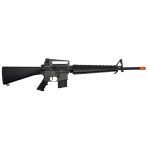 Jing Gong (JG) Airsoft Rifle 1 JG aeg-m16a1vietnam nicads/charger included-metal g-box(Airsoft Gun)