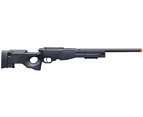 Black Airsoft Gun