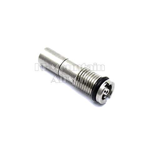 DREAM ARMY  2 DREAM ARMY 5mm Steel Inlet Gas Valve for Marui Airsoft Glock 17