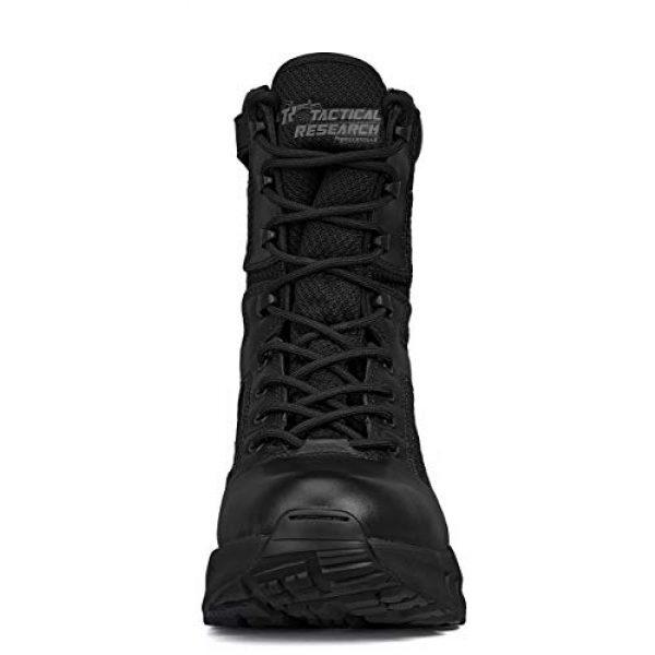 Belleville Tactical Research TR Combat Boot 4 Belleville Tactical Research TR Men's MAXX 8Z WP Maximalist Waterproof Tactical Boot