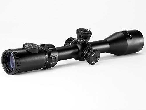 Marcool  6 Marcool AK Riflescopes 3-18x50 FFP HD Glass Aim Red Dot Tactical Hunting Optical Sight Rifle Scope