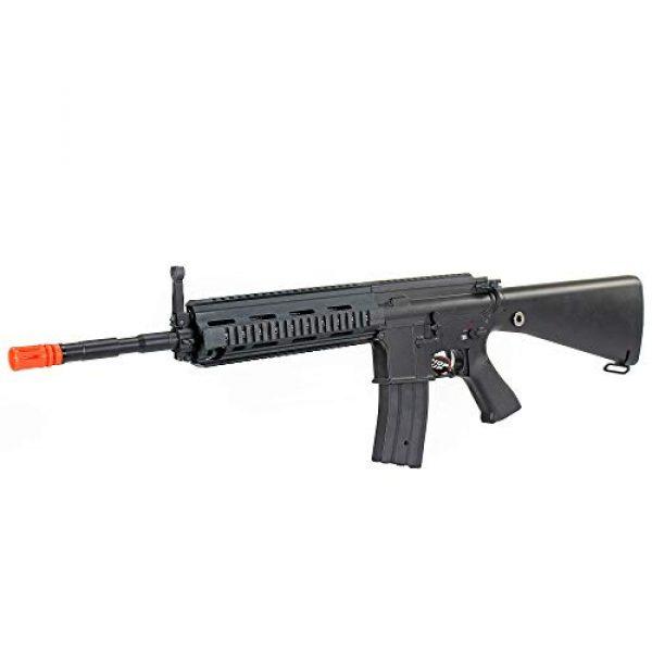 A&K Airsoft Rifle 1 A&K M16 A3 Verion 2 Metal Gear Box Airsoft Gun
