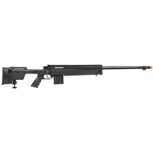 TSD Airsoft Rifle 2 tsd tactical sd94 airsoft sniper rifle, black airsoft gun(Airsoft Gun)
