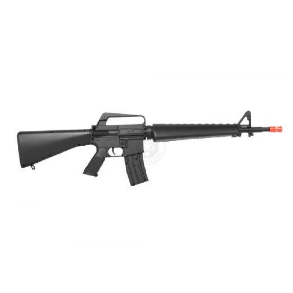 Airsoft Airsoft Rifle 4 Airsoft BBTac BT M16 A2 Gun Vietnam WWII Version Spring Powered Rifle