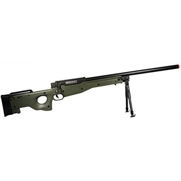 UTG Airsoft Rifle 2 utg type 96 green airsoft sniper w/upgraded spring airsoft gun(Airsoft Gun)