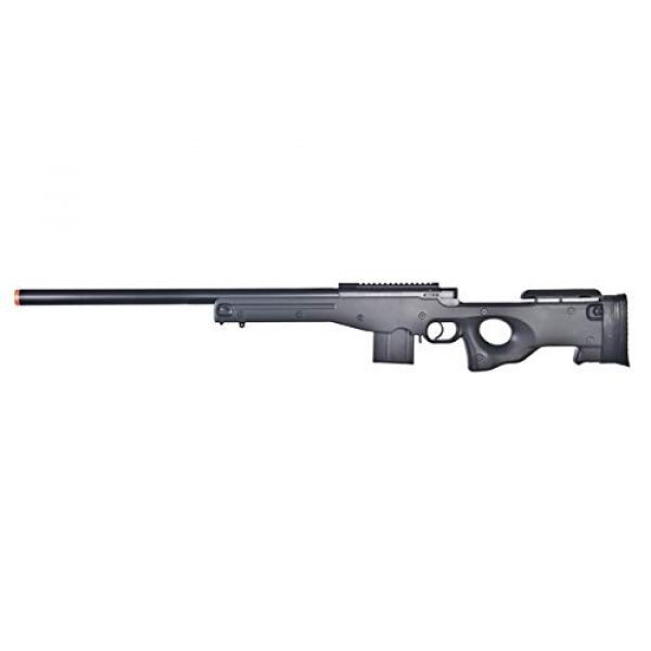 Well Airsoft Rifle 1 Well MB4401 Airsoft Sniper Rifle - Black