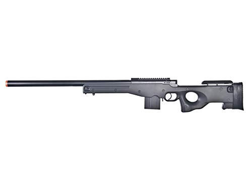 Well  1 Well MB4401 Airsoft Sniper Rifle - Black