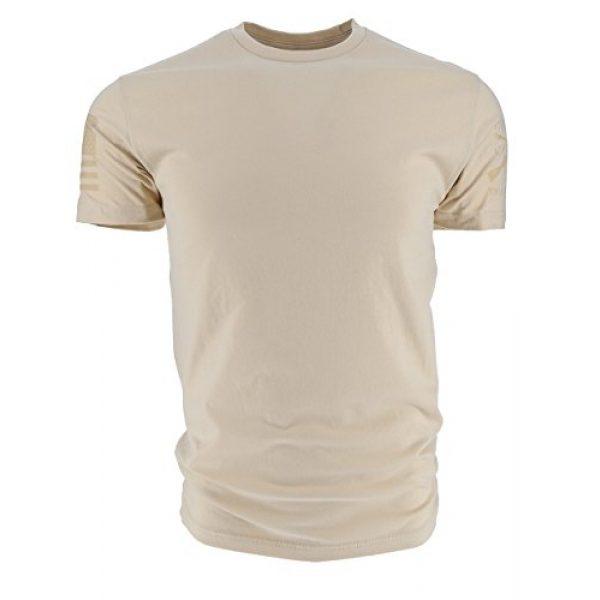 Grunt Style Tactical Tshirt 4 Ghost Basic Crew Men's T-Shirt
