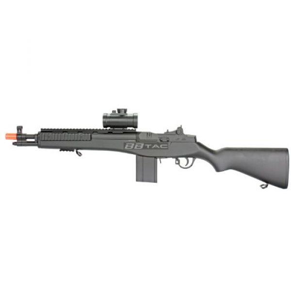 BBTac Airsoft Rifle 1 BBTac m305p airsoft gun m14 ris full sized spring airsoft rifle with scope with warranty(Airsoft Gun)