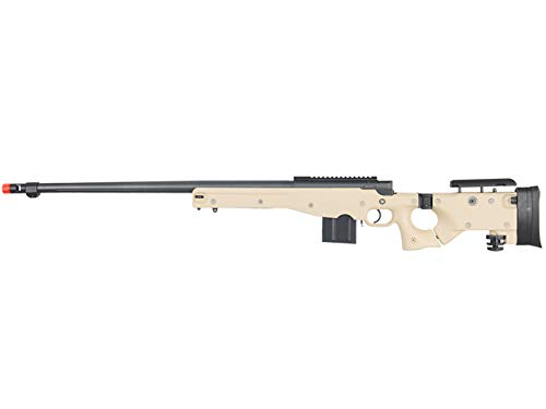 Well  1 Well MB4403 Airsoft Sinper Rifle - Tan