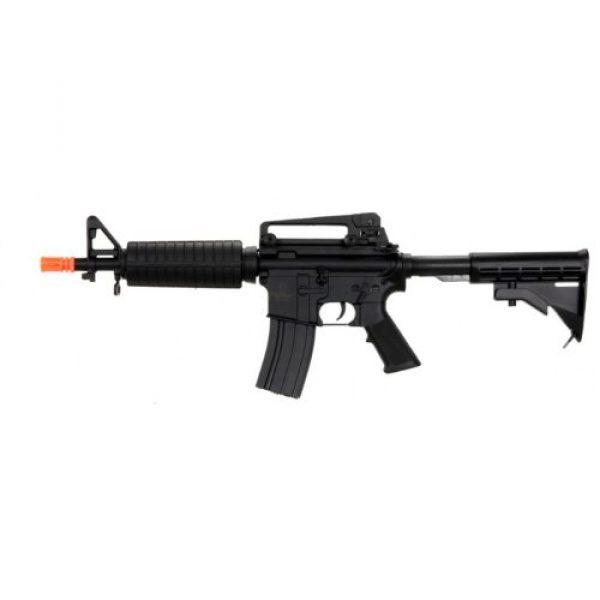 Lancer Tactical Airsoft Rifle 1 lancer tactical lt-01b m16 electric airsoft gun metal gear fps-400(Airsoft Gun)
