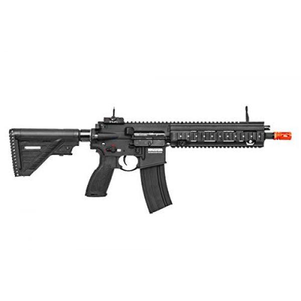 Elite Force Airsoft Rifle 3 Elite Force H&K 416-A5 CQB Carbine AEG Airsoft Rifle by VFC (Black)