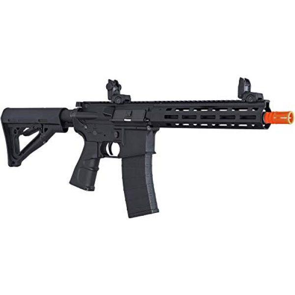Tippmann Airsoft Airsoft Rifle 3 Tippmann Omega CQB - 12-Gram Airsoft Rifle - Black