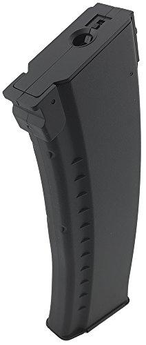 SportPro  3 SportPro 150 Round Polymer AKM Style High Capacity Magazine for AEG AK47 AK74 Airsoft - Black