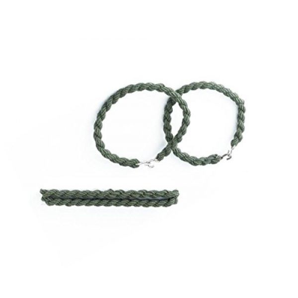Rothco Combat Boot Blouser 1 Elastic Blousing Garter - Foliage Green (1 Sets)