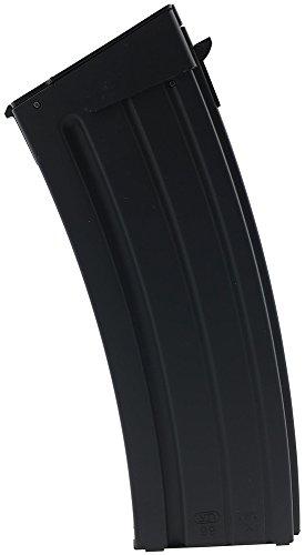 SportPro  1 SportPro 110 Round Metal Medium Capacity Magazine for AEG Galil SAR Airsoft - Black