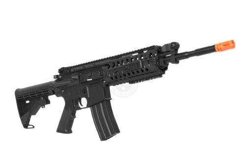 Jing Gong (JG) Airsoft Rifle 2 JG m4 s-system metal airsoft electric gun fb6613(Airsoft Gun)