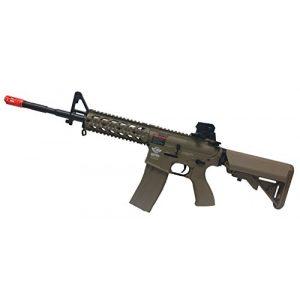 AirsoftAlpha Airsoft Rifle 1 G&G CM-16 Raider L Tan (Airsoft Gun)