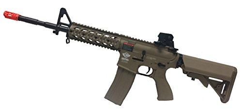 AirsoftAlpha  1 G&G CM-16 Raider L Tan (Airsoft Gun)