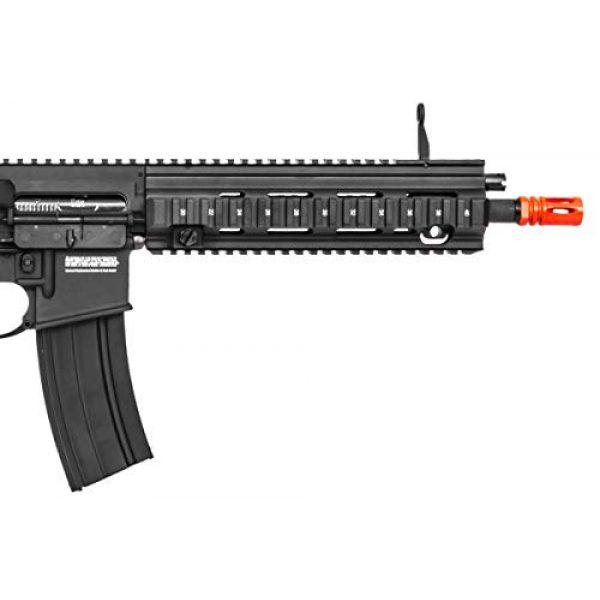 Elite Force Airsoft Rifle 6 Elite Force H&K 416-A5 CQB Carbine AEG Airsoft Rifle by VFC (Black)