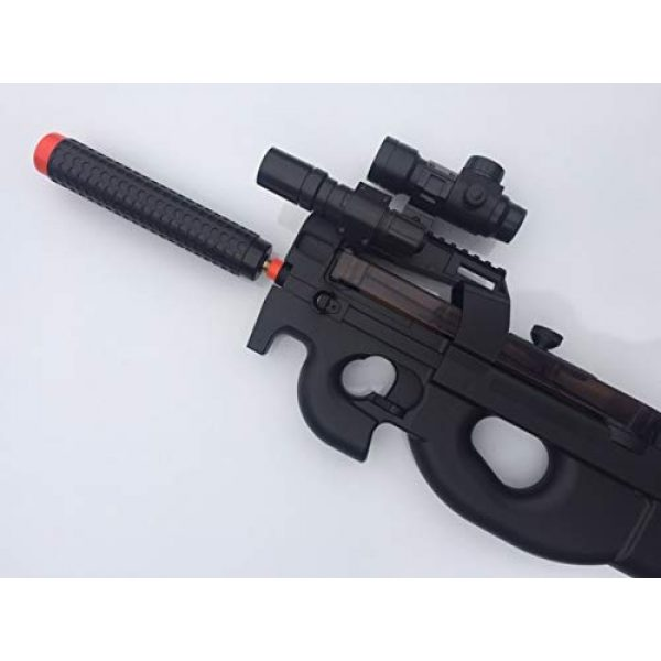 Well Airsoft Rifle 2 Well D90H AEG Electric Fully Automatic Airsoft