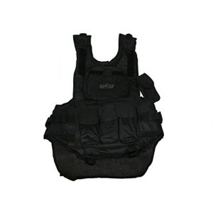 GXG Airsoft Tactical Vest 1 GXG Deluxe Tactical Paintball Vests