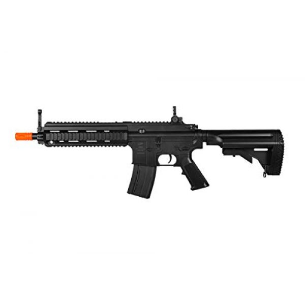Double Eagle Airsoft Rifle 1 Double Eagle M804A2 LPEG Airsoft Gun w/Red Dot Sight - Black